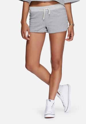 Dailyfriday Cotton Jogger Shorts Grey