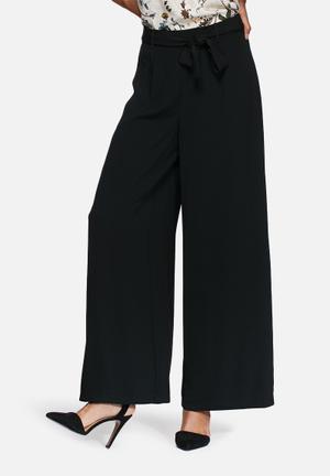 Vero Moda Lynn Pants Trousers Black