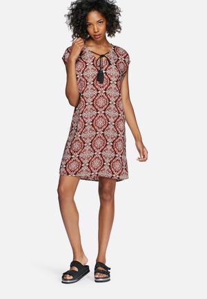 Elisa tunic dress