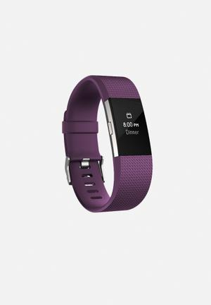 Fitbit Fitbit Charge 2 Fitness Trackers & Accessories Silicone