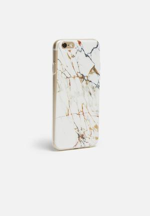 Hey Casey Ivory Rock -  IPhone & Samsung Cover White / Yellow / Red