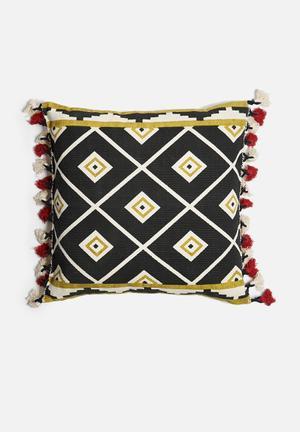 Hertex Fabrics Chahta Scatter Cushions & Throws 100% Cotton