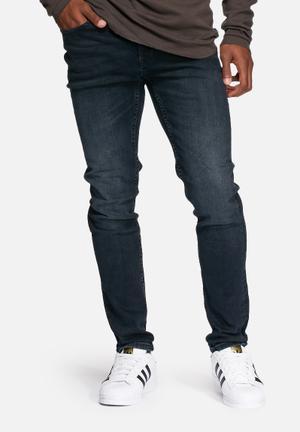 Only & Sons Loom Slim Denims Jeans Blue