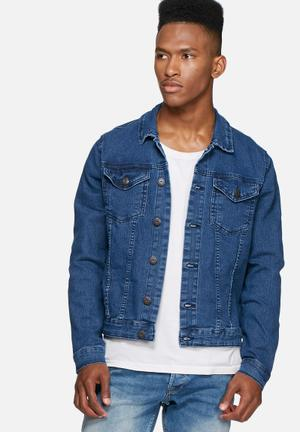 Only & Sons Chris Jacket Blue