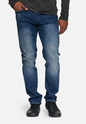 Only & Sons Weft Regular Denims Jeans Blue