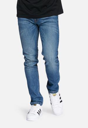 PRODUKT AKM Regular Denims Jeans Light Blue
