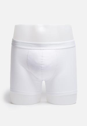 Selected Homme Kris Trunk Underwear White