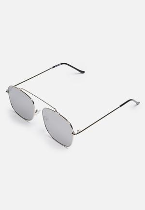 Spitfire Beta Matrix Eyewear Silver