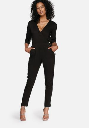 ONLY Arianna Jumpsuit Black