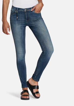 ONLY Shape Skinny Jeans Blue