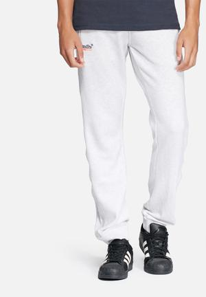 Superdry. Slim Lite Jogger Sweatpants & Shorts Grey