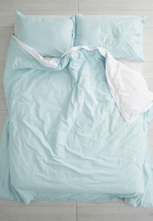 Sixth Floor Reversible Duvet Set Bedding  200tc Cotton