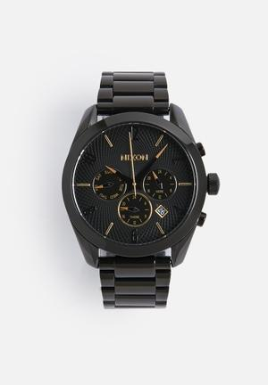 Nixon Bullet Watches Black