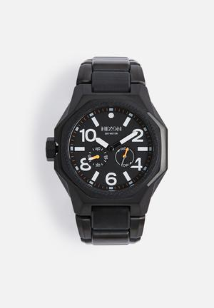 Nixon Tangent Watches Black