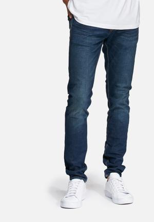 Superdry. Skinny Jean Blue