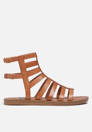 Steve Madden Beeast Sandals & Flip Flops Tan