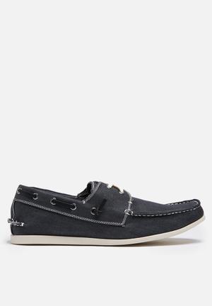 Steve Madden Glider Formal Shoes Grey