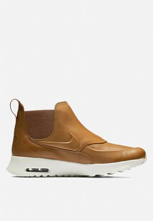 Nike Air Max Thea Mid Sneakers  Ale Brown / Sail