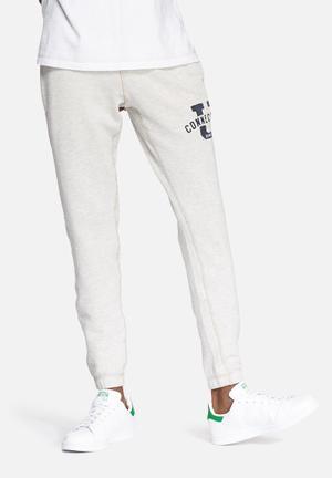 Jack & Jones Vintage Jacob Sweat Pants Sweatpants & Shorts White, Grey & Navy