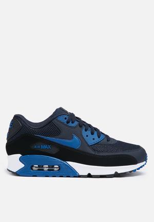 Nike Nike Air Max 90 Essential Sneakers Dark Obsidian / Court Blue / Black
