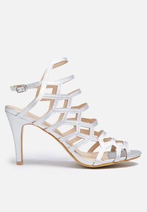 Dailyfriday Stirling Heels Silver