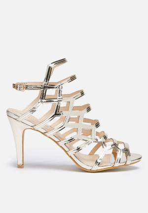 Dailyfriday Stirling Heels Gold