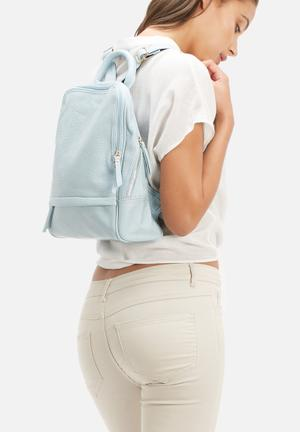 The Lot Boltimore Backpack Bags & Purses Light Blue