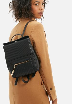Steve Madden Carine Backpack Bags & Purses Black