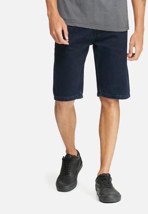 Bellfield Toluca Denim Shorts Blue