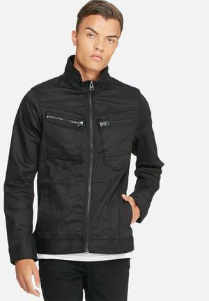 G-Star RAW Arc 3D Slim Jacket  Black
