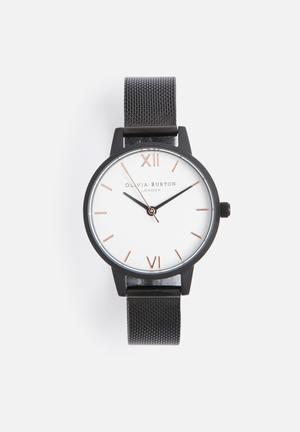 Olivia Burton Yolanda's Joy Watches Black