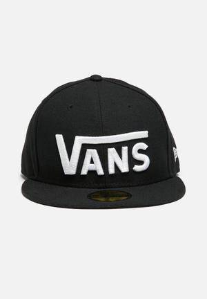 Vans New Era Drop V Headwear Black