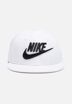 Nike Futura Snapback Headwear White