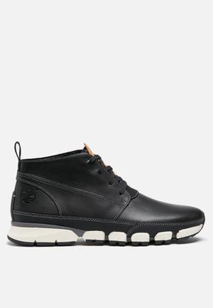 Timberland Wharf District Chukka Boots Black