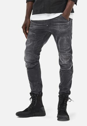 G-Star RAW 5620 3D Slim Jeans Grey