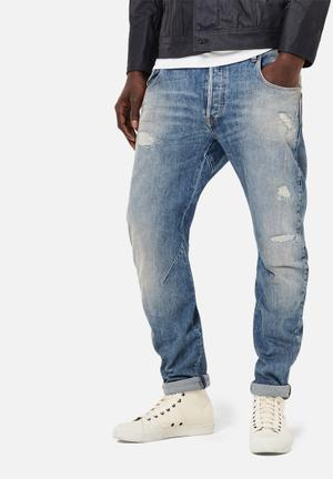 G-Star RAW Arc 3D Slim Jeans Blue