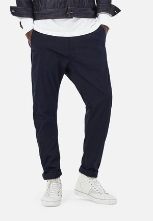 G-Star RAW Bristum Tapered Chino Navy