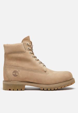 "Timberland Icon 6"" Premium Boot Beige"