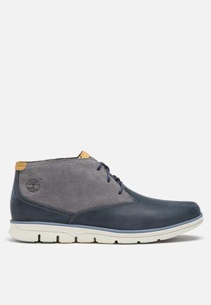 Timberland Bradstreet Chukka Boots Blue
