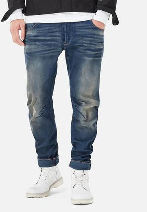 G-Star RAW  Arc 3D Slim Jeans Blue