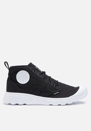 Palladium Pallaville Hi Deux Boots Black