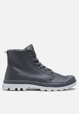 Palladium Pampa Hi VL Boots Black