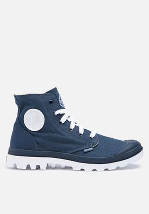 Palladium Blanc Hi Boots Navy