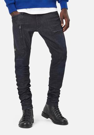 G-Star RAW Powel Super Slim Jeans Blue