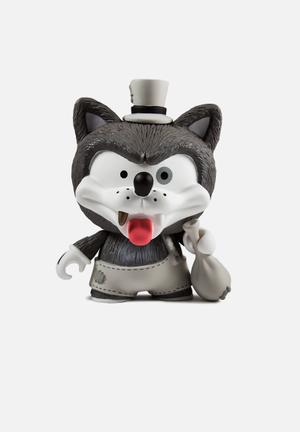 Kidrobot Willy The Wolf Medium Figure Games & Puzzles Vinyl