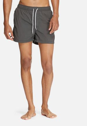 Jack & Jones Jeans Intelligence Flow Swim Shorts Swimwear Grey