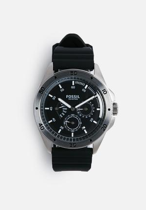Fossil Sport 54 Watches Black