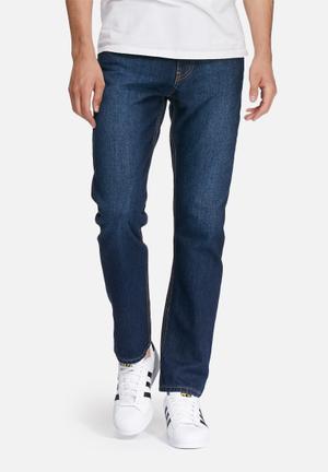 Basicthread Regular Fit Jeans Blue