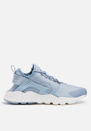 Nike Air Huarache Run Ultra Sneakers Blue Grey / Summit White