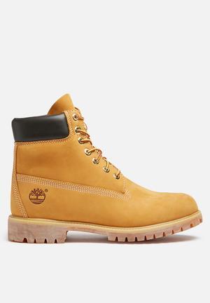 "Timberland Icon 6"" Premium Boot Tan"